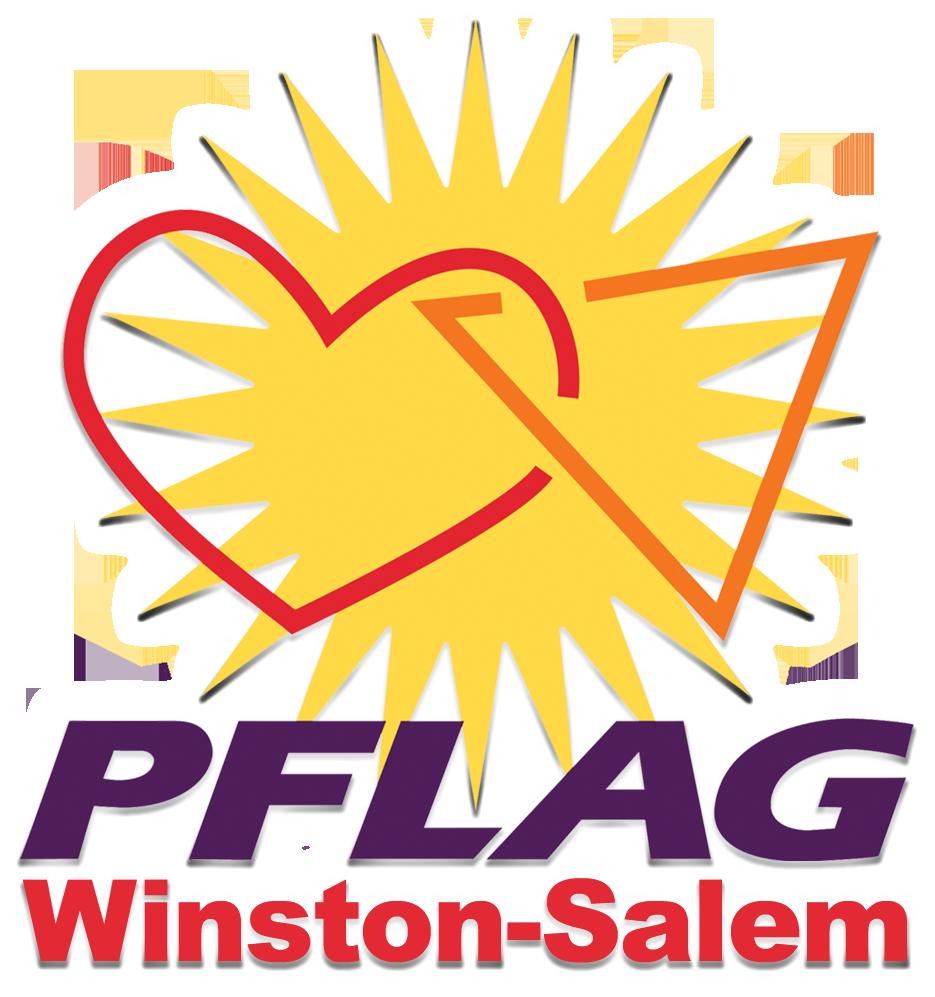PFLAG winston-salem logo